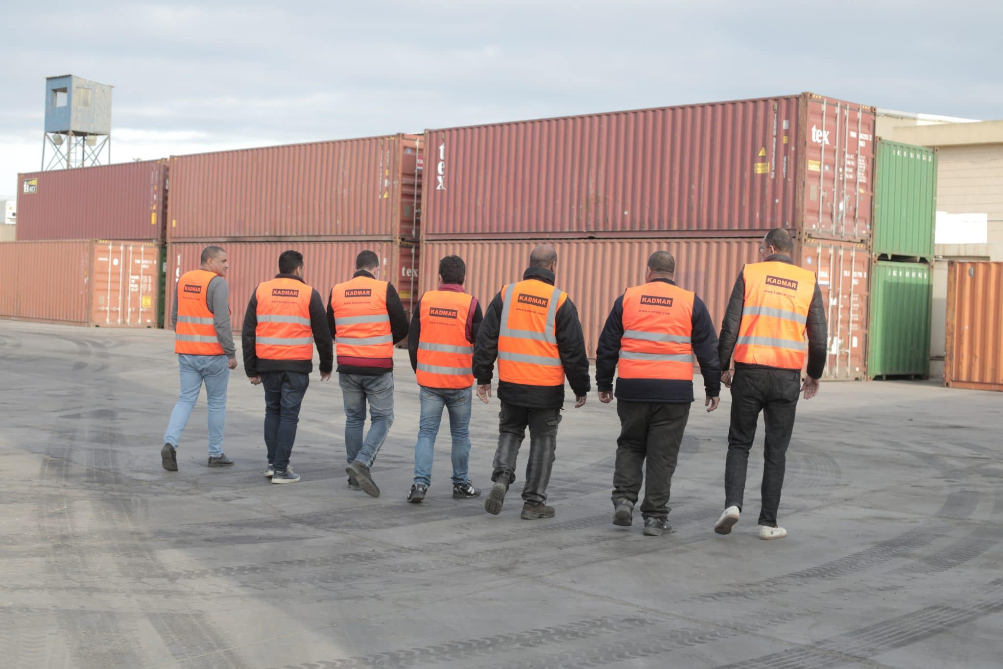 Damietta Container Depot 01 scaled